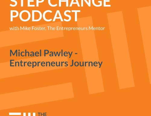 Michael Pawley – Entrepreneur's Journey